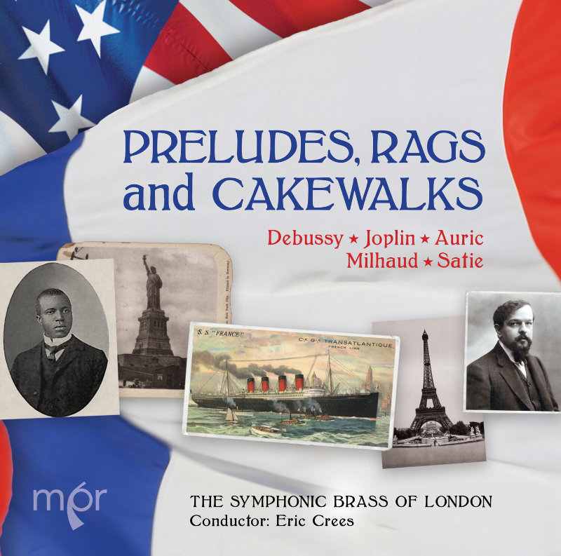 Preludes, Rags and Cakewalks album cover